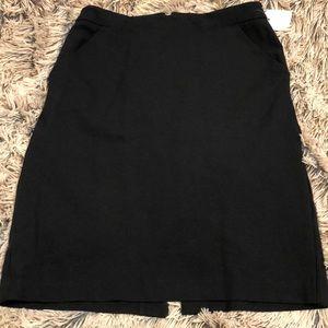 Professional black skirt